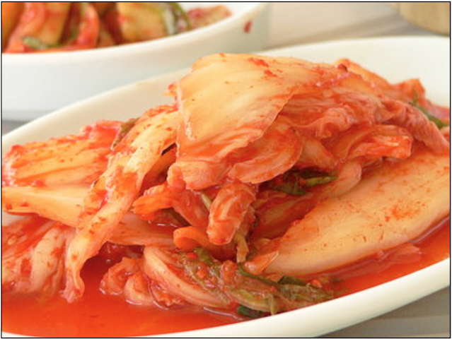 Kimchi Top Fermented Foods