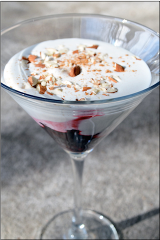 Greek Almond Yogurt Top Fermented Foods