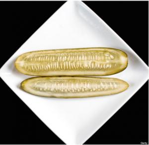 Pickles Top Fermented Foods