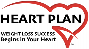 HEART PLAN weight loss logo
