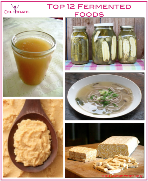Top Fermented Foods