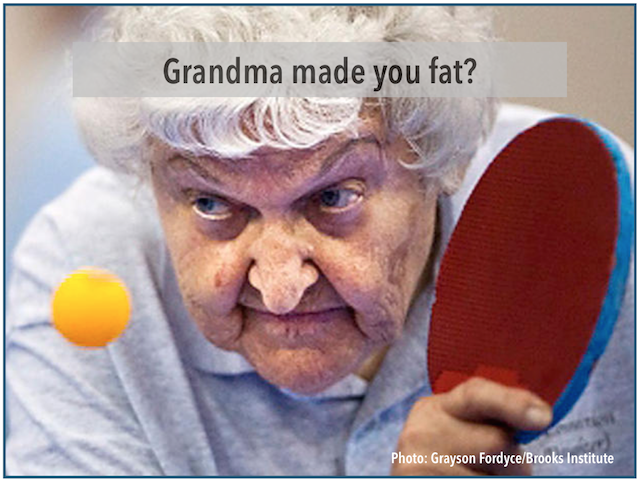 Weight Loss Motivation Ghost in your genes