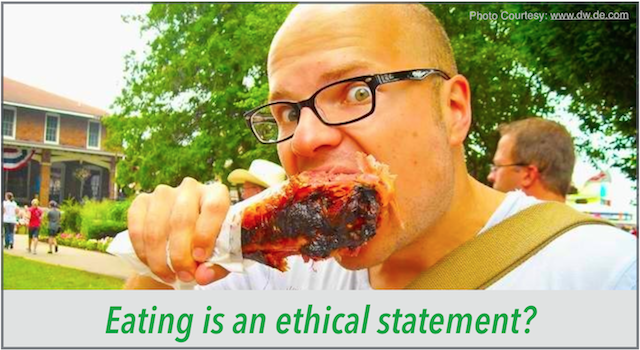 eating ethical statement weight loss motivation