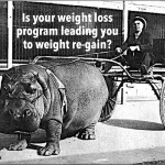 The Wrong Weight Loss Strategy Overcomes Your Will Power
