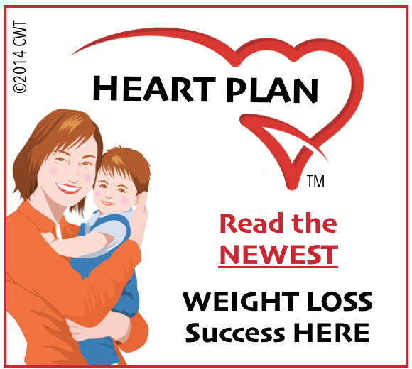 heart plan weight loss motivation